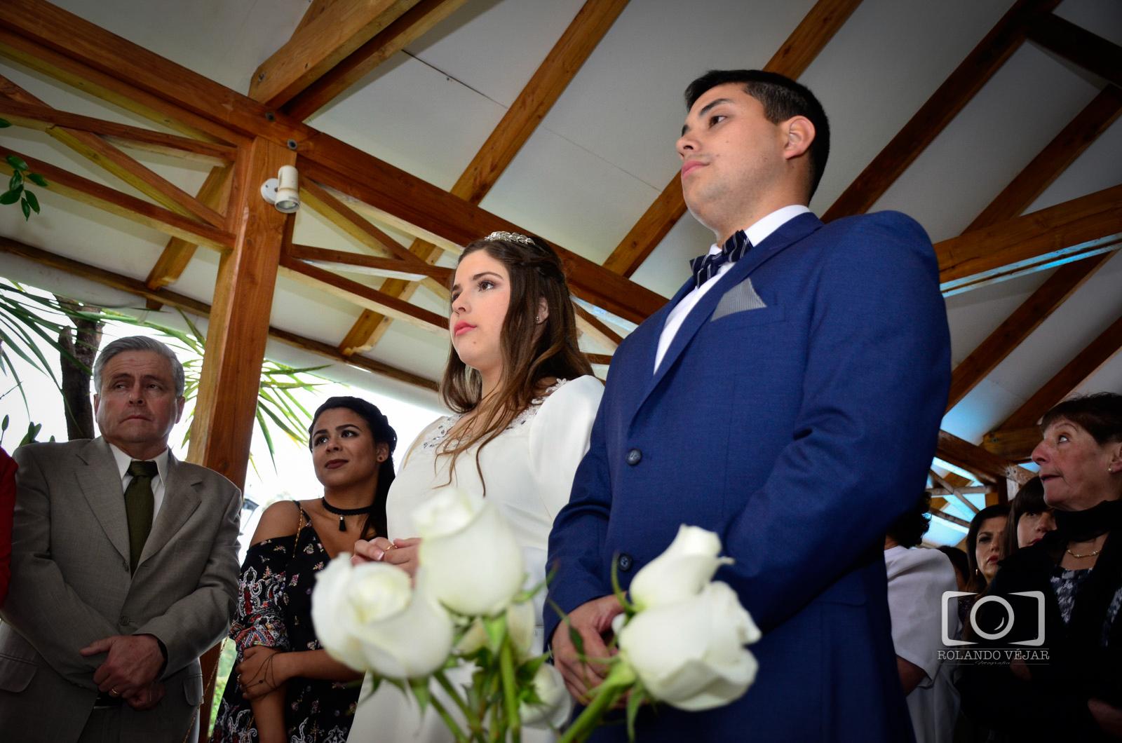 Rolando Vejar Fotografia Matrimonio